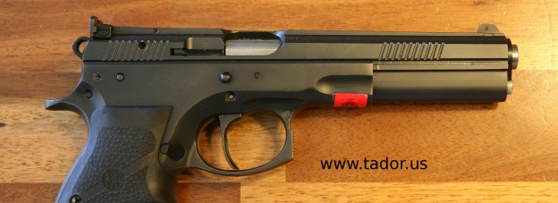 CZ 75 Sport II - Featured
