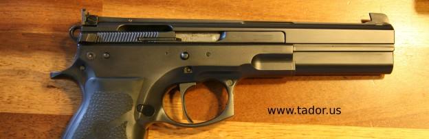 CZ 75 Sport III - Featured